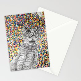 The Universe is on Piper's Belt Stationery Cards