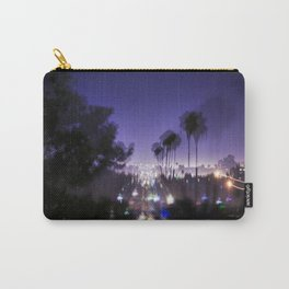 Chasing Light in Los Angeles Carry-All Pouch