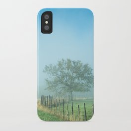 Morning Drive iPhone Case