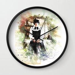 Lolita DaVinci Wall Clock