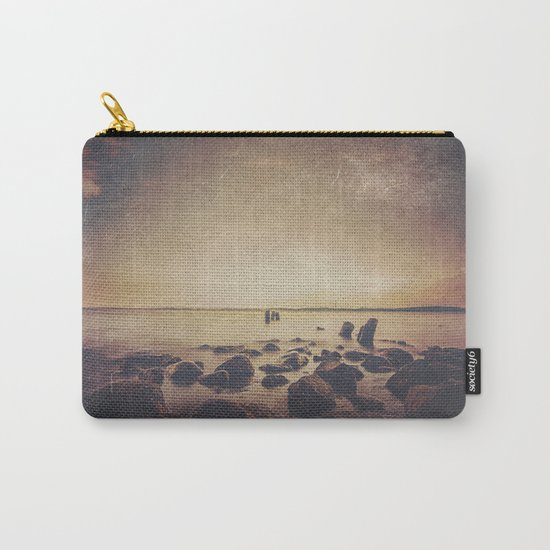 Dark Square Vol. 11 Carry-All Pouch