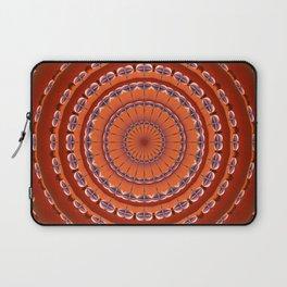Fall to Winter Mandala Laptop Sleeve