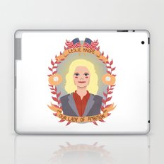Leslie Knope Laptop & iPad Skin