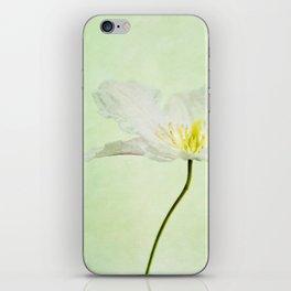 A FLOWER II iPhone Skin