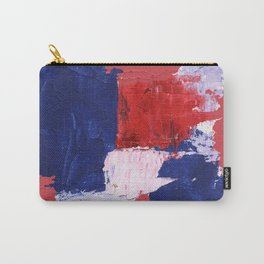 Abstract Expression #1 by Michael Moffa Carry-All Pouch