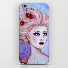 Susie Sundae iPhone & iPod Skin