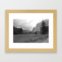 Yosemite Valley 24 Framed Art Print