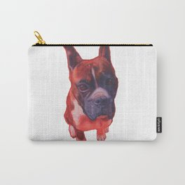 Red Franklin Carry-All Pouch