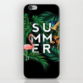 Summer Jungle iPhone Skin