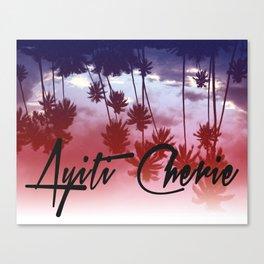 Ayiti Cherie Canvas Print