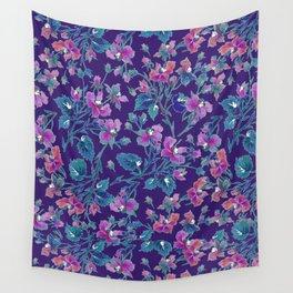 sophia roses by the sea Wall Tapestry