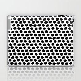 Beehive Black and White Laptop & iPad Skin