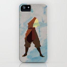 Aang iPhone Case