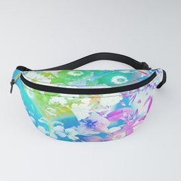 Forest Rave Fanny Pack