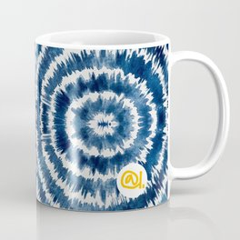 WATERCOLOR SHIBORI Coffee Mug