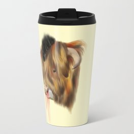 The Bull Travel Mug