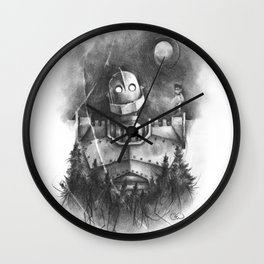 The Giant's Dream Wall Clock