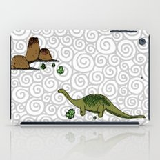 dino saurus iPad Case
