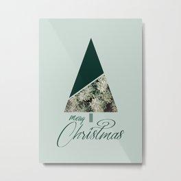 Green Xmas #society6 #green #xmas Metal Print