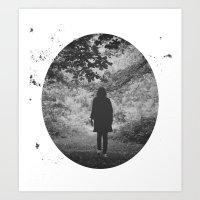 When I´m small Art Print