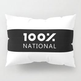 100% National Pillow Sham