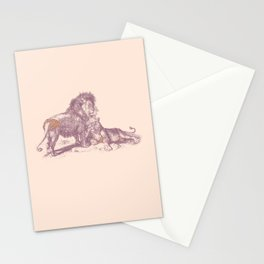 Rrrrauwch! Stationery Cards