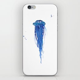 Cobalt Squishy iPhone Skin