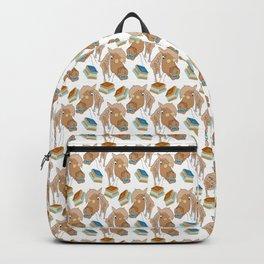 School Palamino pony backpack Backpack