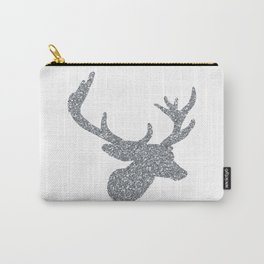 Silver Deer Carry-All Pouch
