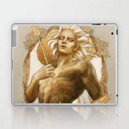 Amor Vincit Omnia Laptop & iPad Skin