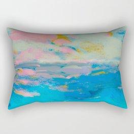la mer in summer  Rectangular Pillow