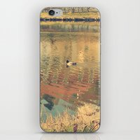 lonely iPhone & iPod Skins featuring Lonely by Rose Etiennette