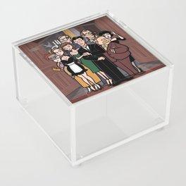 It's a Clue! Acrylic Box