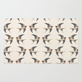 Barn Swallow Rug