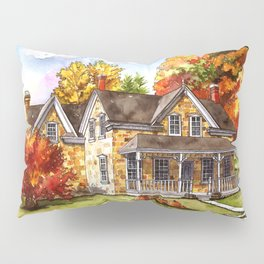 October on the Farm Pillow Sham