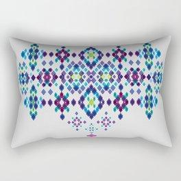 BadBed #1 Rectangular Pillow