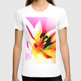 Abstract Of The Lily T-shirt