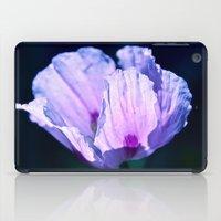 poppy iPad Cases featuring Poppy by CrismanArt