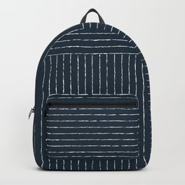 Lines III (Annapolis Blue) Backpack