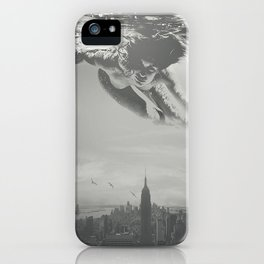 Invisible Cities iPhone Case