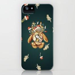 Toadstool Spirit iPhone Case