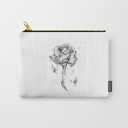 shattered rose Carry-All Pouch