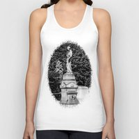 grace Tank Tops featuring Grace by Nevermind the Camera