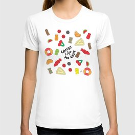 Candy Helps Me Cope T-shirt