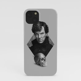 The high-functioning sociopath iPhone Case