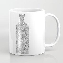 Drinks Full Tag Cloud Coffee Mug