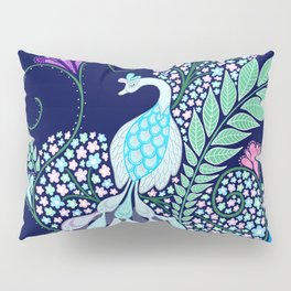 Moonlark Garden Pillow Sham
