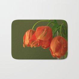 Avignon Parrot Tulips Bath Mat