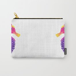 Seahorse #3 Carry-All Pouch