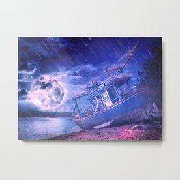 Full Moon #9 Metal Print